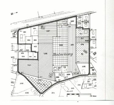 Quartierplan - Alter Bestand