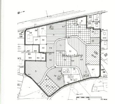 Quartierplan - Neuer Bestand